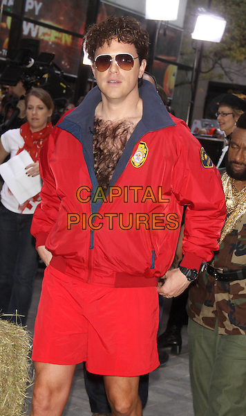 NEW YORK, NY - OCTOBER 31: Willie Geist at NBC's Today Show Halloween edition in New York City. October 31, 2013 in New York, NY., USA.<br /> CAP/MPI/RW<br /> &copy;RW/ MediaPunch/Capital Pictures