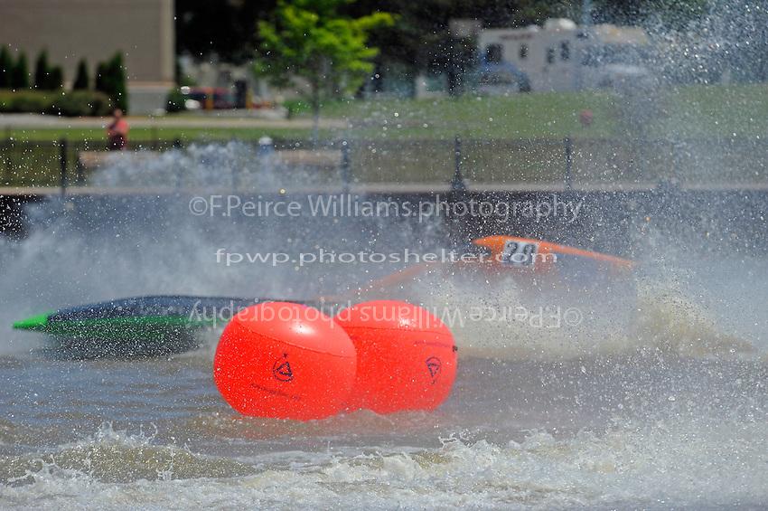 Frame 6: Jason Nelson, (#18) flips over in turn 2. (SST-45 class)