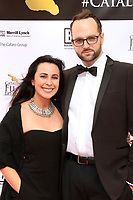LOS ANGELES - SEP 28:  Brittney Kleiman, Scott Hardie at the 2019 Catalina Film Festival - Saturday at the Catalina Bay on September 28, 2019 in Avalon, CA