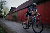 Katie Compton (USA/KFC Racing p/b Trek/Panache)<br /> <br /> Women's race<br /> Koppenbergcross / Belgium 2017