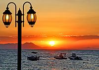 JUN 10 Greece - Sunset in Sivota
