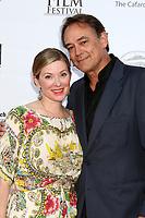 Catalina Film Festival - Cady McClain and Jon Lindstrom