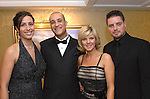 Monza and Martin McCormack with  Keith and Lisa Duffy at an Autism fundraising ball in Killarney recently..Picture by Don MacMonagle.