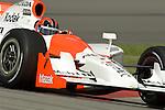 20 July 2007: Helio Castroneves (BRA) at the Honda 200 at Mid-Ohio, Lexington, Ohio.