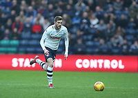 Preston North End's Tom Barkhuizen<br /> <br /> Photographer Stephen White/CameraSport<br /> <br /> The EFL Sky Bet Championship - Preston North End v Hull City - Wednesday 26th December 2018 - Deepdale Stadium - Preston<br /> <br /> World Copyright &copy; 2018 CameraSport. All rights reserved. 43 Linden Ave. Countesthorpe. Leicester. England. LE8 5PG - Tel: +44 (0) 116 277 4147 - admin@camerasport.com - www.camerasport.com