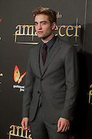 Robert Pattison during the premiere of The Twilight Saga: Breaking Dawn. November 15, 2012. (ALTERPHOTOS/Alvaro Hernández) /NortePhoto