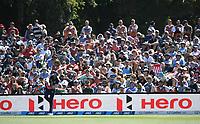 Hero signage.<br /> New Zealand Blackcaps v England. 5th ODI International one day cricket, Hagley Oval, Christchurch. New Zealand. Saturday 10 March 2018. &copy; Copyright Photo: Andrew Cornaga / www.Photosport.nz