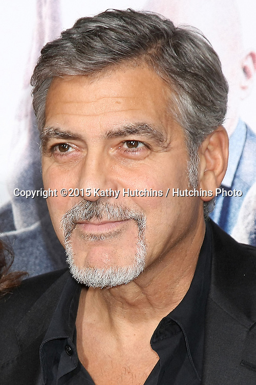 """LOS ANGELES - OCT 26:  George Clooney at the """"Our Brand is Crisis"""" LA Premiere at the TCL Chinese Theater on October 26, 2015 in Los Angeles, CA"""