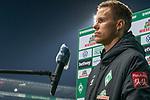 IM INTERVIEW NACH DEM SPIEL<br /> Niklas Moisander (Werder Bremen #18 Kapitaen)<br /> <br /> Sport: Fussball: 1. Bundesliga: Saison 19/20: <br /> 26. Spieltag: SV Werder Bremen vs Bayer 04 Leverkusen, 18.05.2020<br /> <br /> Foto ©  gumzmedia / Nordphoto / Andreas Gumz / POOL <br /> <br /> Nur für journalistische Zwecke! Only for editorial use!<br />  DFL regulations prohibit any use of photographs as image sequences and/or quasi-video.