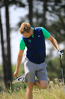Jonathan Yates (IRL) during the first round of the European Amateur Championship played at the Royal Hague Golf and Country Club, The Hague, Netherlands. 27/06/2018<br /> Picture: Golffile | Phil Inglis<br /> <br /> All photo usage must carry mandatory copyright credit (&copy; Golffile | Phil Inglis)