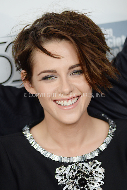 WWW.ACEPIXS.COM<br /> October 8, 2014 New York City<br /> <br /> Kristen Stewart attending a screening of 'Clouds Of Sils Maria'  during the 52nd New York Film Festival at Alice Tully Hall on October 8, 2014 in New York City<br /> <br /> By Line: Kristin Callahan/ACE Pictures<br /> ACE Pictures, Inc.<br /> tel: 646 769 0430<br /> Email: info@acepixs.com<br /> www.acepixs.com