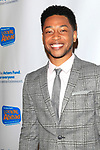 LOS ANGELES - DEC 5: Jacob Latimore at The Actors Fund's Looking Ahead Awards at the Taglyan Complex on December 5, 2017 in Los Angeles, California