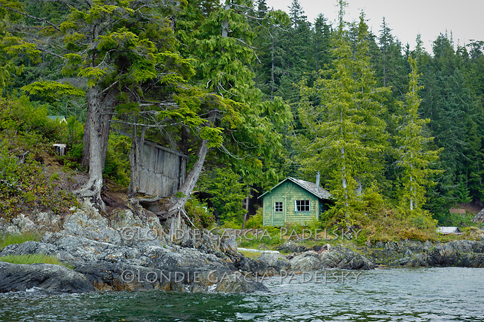 Meyers Chuck, Cleveland Peninsula, southeast Alaska