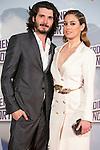 """Yon Gonzalez and Blanca Suarez attend the """"Perdiendo El Norte"""" Movie Premiere at Capitol Cinema, Madrid,  Spain. March 05, 2015.(ALTERPHOTOS/)Carlos Dafonte)"""