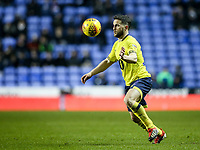 Blackburn Rovers' Craig Conway  <br /> <br /> Photographer Andrew Kearns/CameraSport<br /> <br /> The EFL Sky Bet Championship - Reading v Blackburn Rovers - Wednesday 13th February 2019 - Madejski Stadium - Reading<br /> <br /> World Copyright © 2019 CameraSport. All rights reserved. 43 Linden Ave. Countesthorpe. Leicester. England. LE8 5PG - Tel: +44 (0) 116 277 4147 - admin@camerasport.com - www.camerasport.com