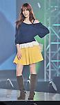 "Juyeon(After School), Sep 14, 2013 : Tokyo, Japan : Korean singer Jooyeon of AFTER SCHOOL walks the runway during the ""TOKYO RUNWAY 2013 Autumn/ Winter"" in Tokyo, Japan on September 14, 2013. - WILLSERECTION"