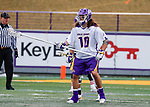 University at Albany Men's Lacrosse defeats Drexel 18-5 on Feb. 24 at Casey Stadium.  Troy Reh (#10). (Photo by Bruce Dudek / Cal Sport Media/Eclipse Sportswire)