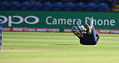 Jun 6th, The SSE SWALEC, Cardiff, Wales; ICC Champions Trophy; England versus New Zealand; Kane Williamson of New Zealand is caught behind by Jos Buttler of England off Mark Wood of England