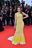 "CANNES, FRANCE. May 18, 2019: Xenia Tchoumitcheva  at the gala premiere for ""The Most Beautiful Years of a Life"" at the Festival de Cannes.<br /> Picture: Paul Smith / Featureflash"