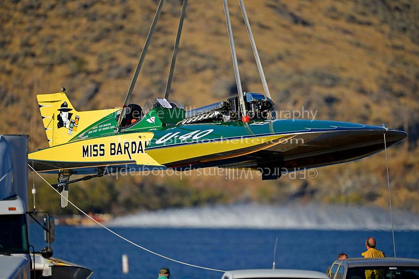 "U-40 ""Miss Bardahl""(b.1962)"