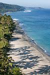 Beach near Senggigi, Lombok, Indonesia