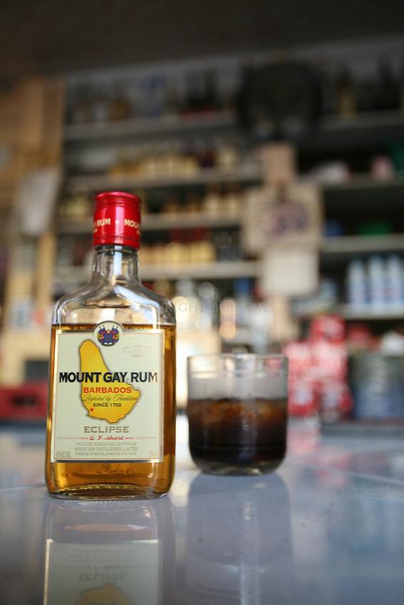 John Moore Rum Shop (between Holetown and Speightstown).St. James Parish.Barbados