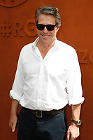 Hugh Grant-au village de Roland Garros, 08 juin 2017, Paris Roland Garros # LES PEOPLE AU VILLAGE DE ROLAND GARROS DU 08 JUIN 2017