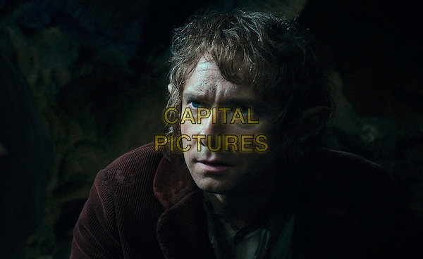 MARTIN FREEMAN.in The Hobbit: An Unexpected Journey (2012).*Filmstill - Editorial Use Only*.CAP/FB.Supplied by Capital Pictures.