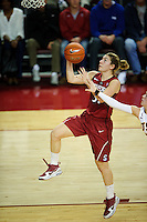 LOS ANGELES, CA - December 29, 2011:  Stanford's Toni Kokenis during play against the USC Trojans at the Galen Center.   Stanford defeated USC, 61 - 53.