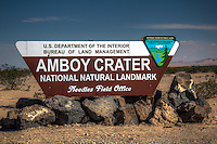 Amboy Crater National Natural Landmark
