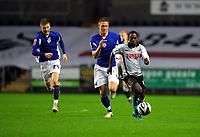 2010 01 16 Coca Cola Championship, Swansea City v Leicester City, Liberty Stadium, Swansea, UK.