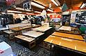 Tokyo's iconic Tsukiji fish market closes its 83 years of history