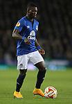 Christian Atsu of Everton - UEFA Europa League - Everton vs  Lille - Goodison Park Stadium - Liverpool - England - 6th November 2014 - Pic Simon Bellis/Sportimage
