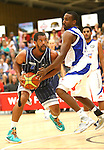 Jamal Boykin in action,NBL Basketball Fico Finance Nelson Giants v Wellington Saints 4th April 2014,Evan Barnes / Shuttersport.