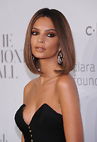 NEW YORK, NY - September 14: Emily Ratajkowski attends Rihanna's 3rd Annual Diamond Ball at Cipriani Wall Street on September 14, 2017 in New York City.. @John Palmer / Media Punch