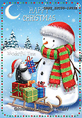 John, CHRISTMAS SANTA, SNOWMAN, WEIHNACHTSMÄNNER, SCHNEEMÄNNER, PAPÁ NOEL, MUÑECOS DE NIEVE, paintings+++++,GBHSSXC50-1803B,#x#