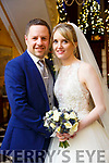 Kerry Clark and Craig Murray were married at Ballyseede Castle Hotel on the 18th November 2017 with a reception after