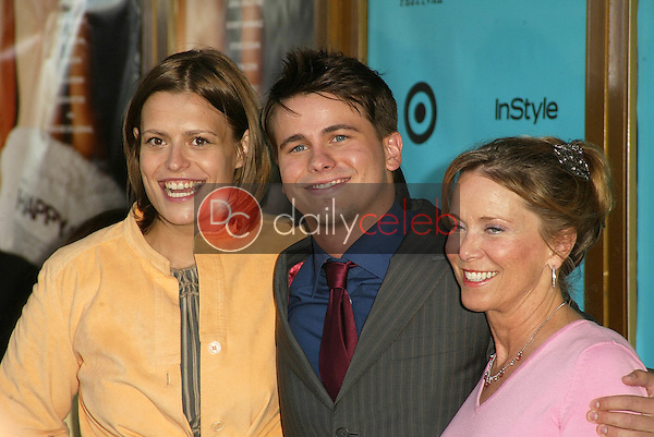 Marianna Palka, Jason Ritter and mom<br />