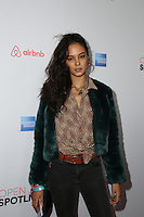 LOS ANGELES, CA - NOVEMBER 19: Courtney Eaton attends the 3rd Annual Airbnb Open Spotlight on November 19, 2016 in Los Angeles, California.  (Credit: Parisa Afsahi/MediaPunch).
