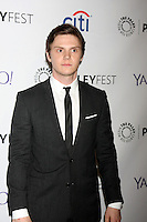 "LOS ANGELES - MAR 15:  Evan Peters at the PaleyFEST LA 2015 - ""American Horror Story: Freak Show"" at the Dolby Theater on March 15, 2015 in Los Angeles, CA"