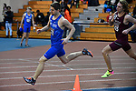 Saint Louis University athletes competed at an indoor track meet on Saturday January 13, 2018, at the University of Illinois Open Track & Field Meet at the U of I Armory Building.