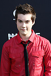 SANTA MONICA, CA - FEB 18: Jeremy Shada at the 2012 Cartoon Network Hall of Game Awards at Barker Hangar on February 18, 2012 in Santa Monica, California