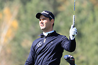 Moritz Lampert (GER) during the first round of the Kazakhstan Open presented by ERG played at Zhailjau Golf Resort, Almaty, Kazakhstan. 13/09/2018<br /> Picture: Golffile | Phil Inglis<br /> <br /> All photo usage must carry mandatory copyright credit (&copy; Golffile | Phil Inglis)