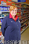 Tesco employee Noreen O'Connor from Dromtrasna who has been shortlisted for the new face of Tesco in a new advertising campaign, pictured here last Wednesday in Abbeyfeale.