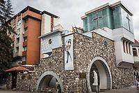 Makedonien. Skopje og Ohrid. Mother Teresa Museum i Skopje. Foto: Jens Panduro