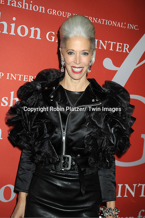 Linda Fargo attends the Fashion Group International's 29th Annual  Night of Stars Gala on October 25, 2012 at Cipriani Wall Street in New York City.