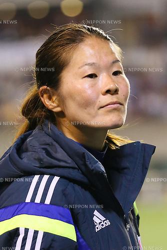 Homare Sawa (JPN), <br /> MAY 6, 2014 - Football /Soccer :  <br /> International friendly match<br /> between Japan 2-1 New Zealand <br /> at Kincho Stadium, Osaka, Japan. (Photo by Yohei Osada/AFLO SPORT)