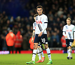Tottenham's Dele Alli looks on dejected at the final whistle<br /> <br /> - English Premier League - West Ham Utd vs Tottenham  Hotspur - Upton Park Stadium - London - England - 2nd March 2016 - Pic David Klein/Sportimage