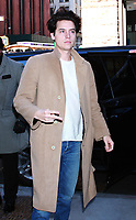 NEW YORK, NY - March 12: Cole Sprouse at Build Series promoting Five Feet Apart in New York City on March 12, 2019. <br /> CAP/MPI/RW<br /> &copy;RW/MPI/Capital Pictures