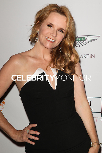 CENTURY CITY, CA, USA - MAY 02: Lea Thompson at the 21st Annual Race To Erase MS Gala held at the Hyatt Regency Century Plaza on May 2, 2014 in Century City, California, United States. (Photo by Celebrity Monitor)